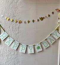 Load image into Gallery viewer, Happy Day Handmade Banner - PARCEL