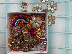 Exotic Embellishment Assortment - PARCEL