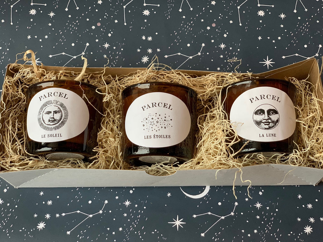 Candle Trio - My Moon, My Sun, My Stars, My Everything