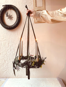 MADE TO ORDER, Parcel Foliage Candelabra - PARCEL