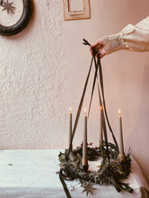 Load image into Gallery viewer, MADE TO ORDER, Parcel Foliage Candelabra - PARCEL