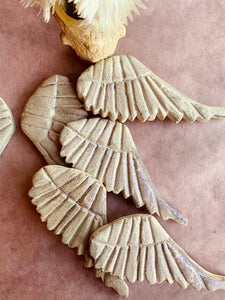 Handmade Concrete Wings - PARCEL