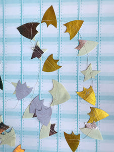 Stitched Shining Armor Garland - Made to Order - PARCEL