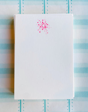 Bursting Star Stationery Set - PARCEL