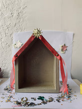 Load image into Gallery viewer, Paper Mache Shadowbox Altars - PARCEL