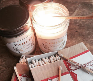 Parcel Aromatic Candles - PARCEL