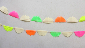 Parcel Horizon Garlands - Made to Order - PARCEL