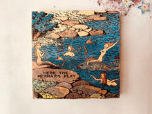Load image into Gallery viewer, Land of Make Believe Handmade Tile, Made to Order - PARCEL