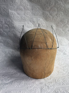 Handmade Crown Wire Form - PARCEL