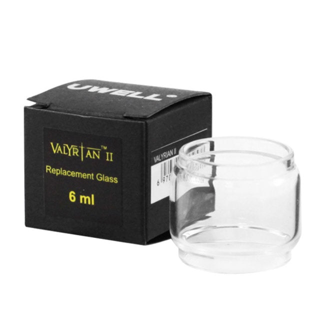 Uwell Valyrian2 Replacement Glass | Vapemall NZ | VAPE NZ