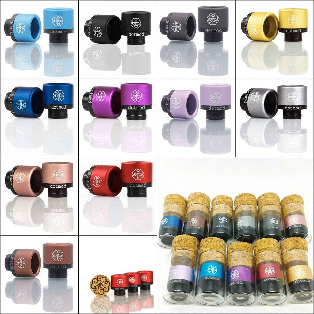DOTMOD - Friction Fit Drip Tip | Vapemall NZ | VAPE NZ