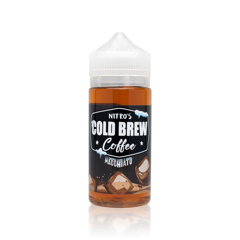 NITRO'S COLD BREW - Salted Blends Macchiato 100ml | Vapemall NZ | VAPE NZ
