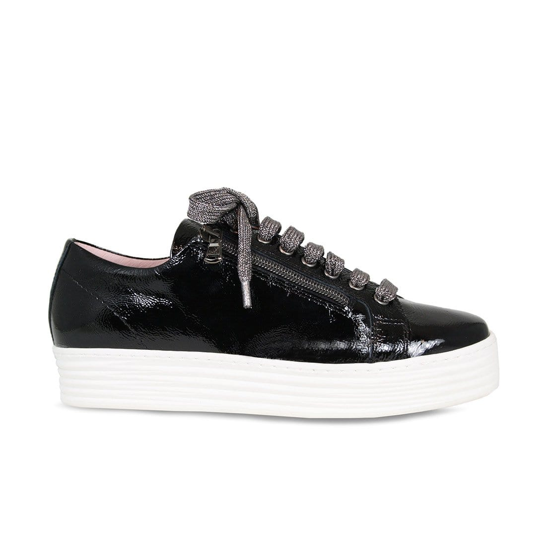 Hero: Black Patent Leather