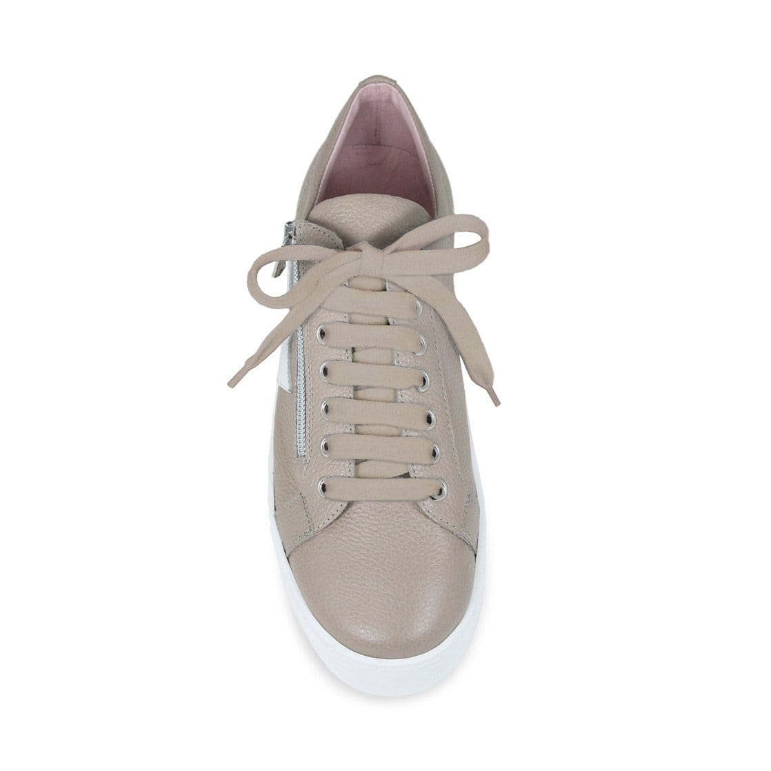 Star: Taupe Leather