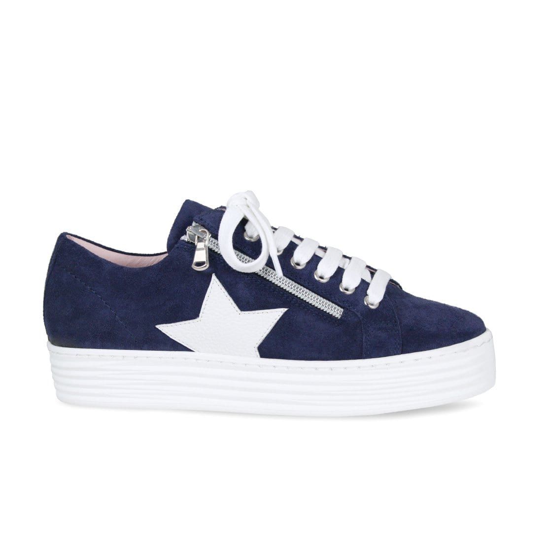 Star: Navy Suede (More Stock Coming Soon)