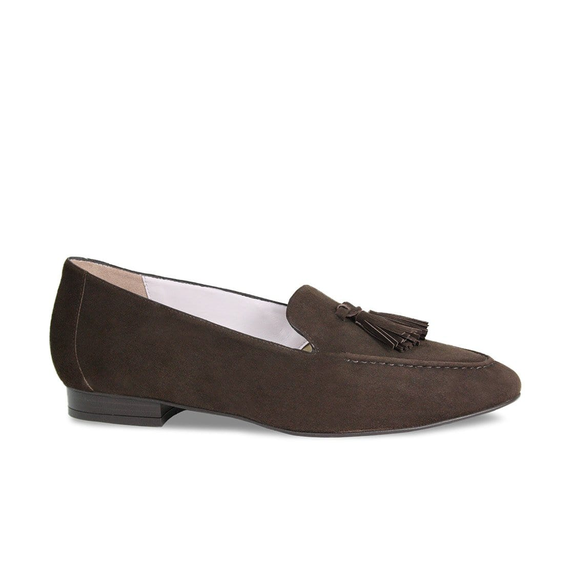 Tess: Chocolate Suede