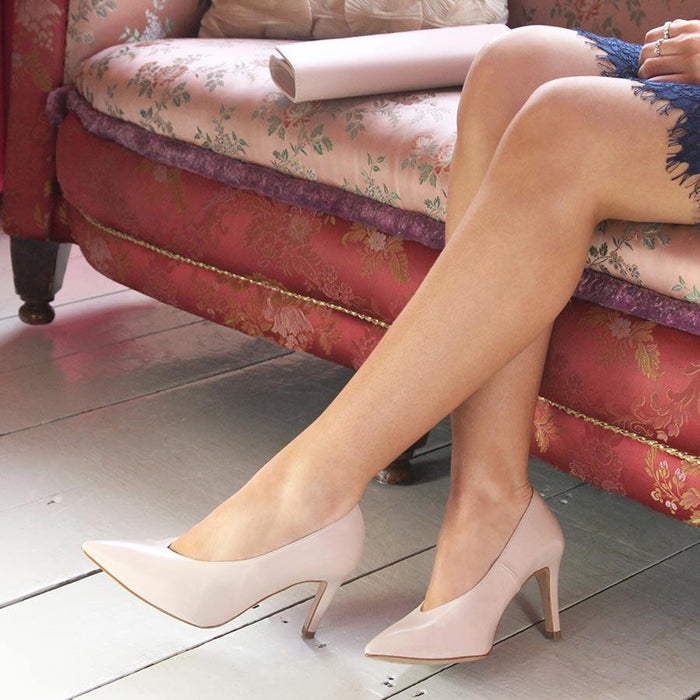 Bunion friendly wider width pumps by Sole Bliss
