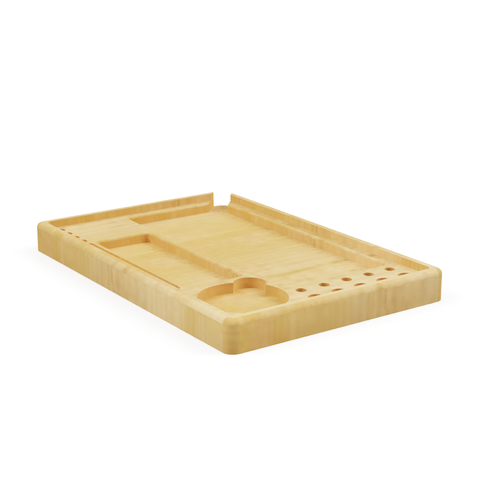 Rolling Tray Pine