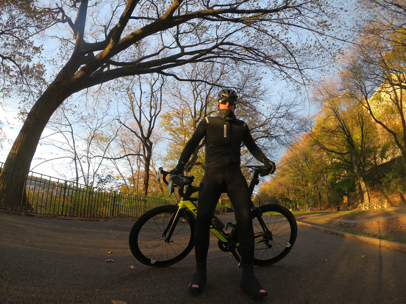 5 Benefits of staying motivated to cycle through the winter - Winter Cycling Benefits
