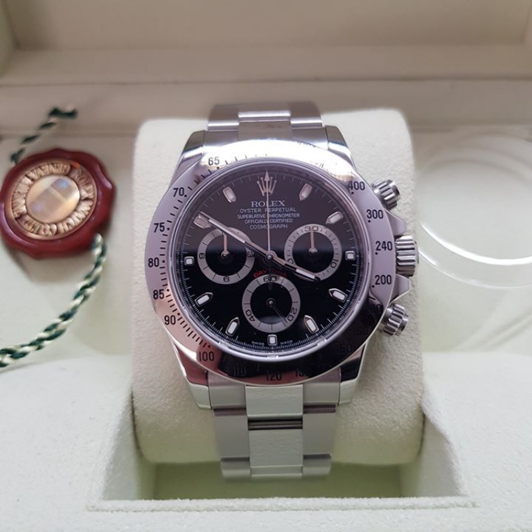 Pre-owned Luxury Rolex Daytona