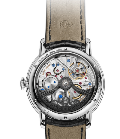Brand New Luxury  Arnold & Son. DSTB Manufaktur