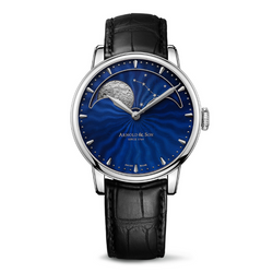 Brand New Luxury  Arnold & Son.  HM Perpetual Moon