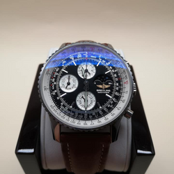 Pre-owned Luxury BREITLING Montbrillant Olympus