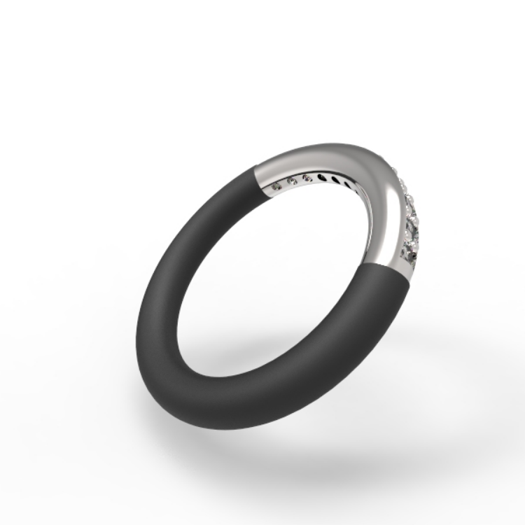 LE CORONE Forever Memory Ring ANFE01R