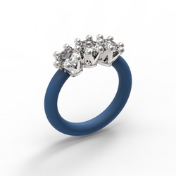 LE CORONE Trilogy Ring ANTR01W
