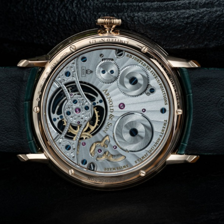 2021 Brand New Luxury  Arnold & Son. Dragon & Phoenix