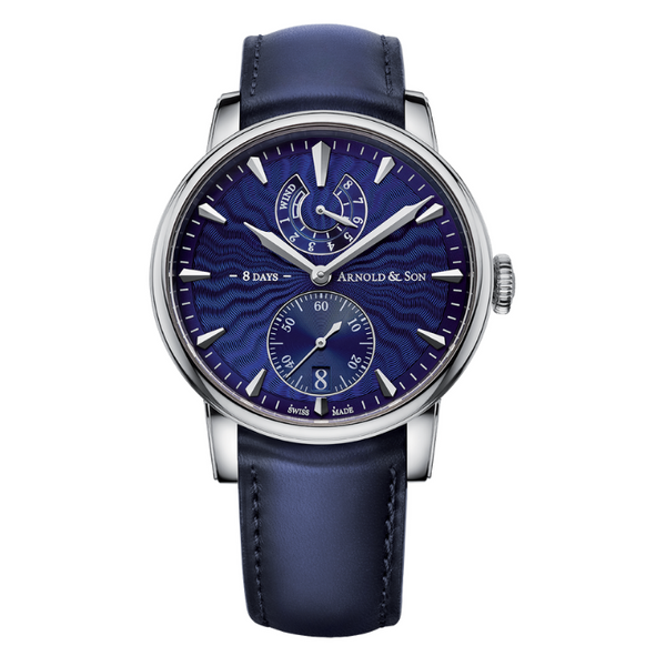 Brand New Luxury  Arnold & Son. Eight Day Power Reserve