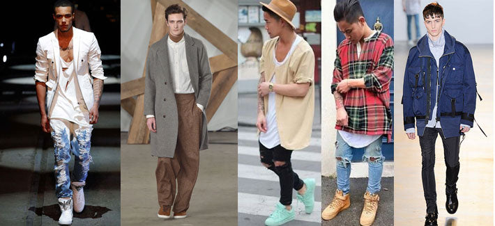 80s Mens February Magic Trend