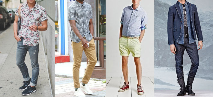 Dressier Brunch Style, Men's