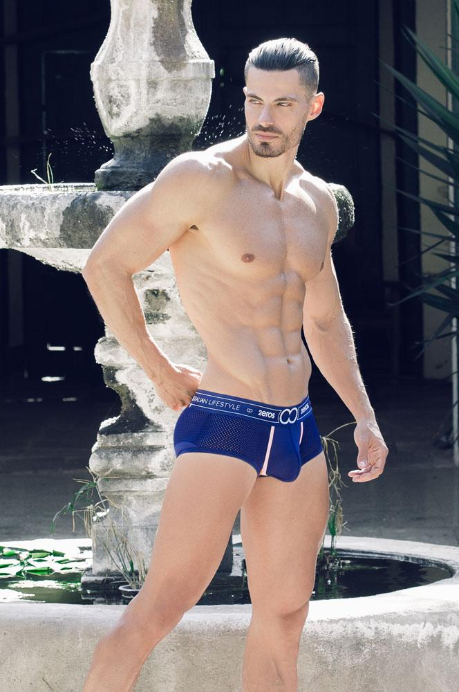 Aether Trunk Underwear (Night Sky)