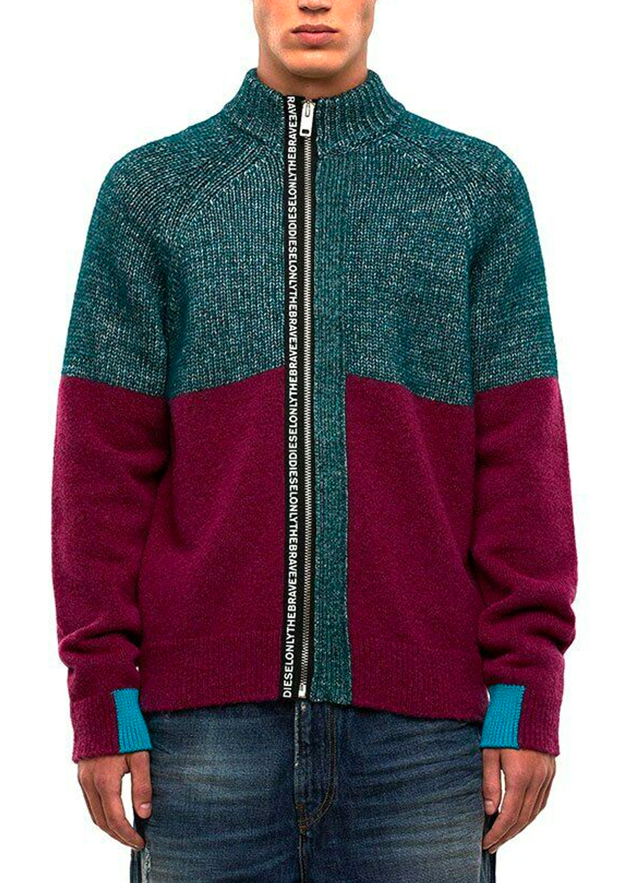 K-Warren Wool Sweater