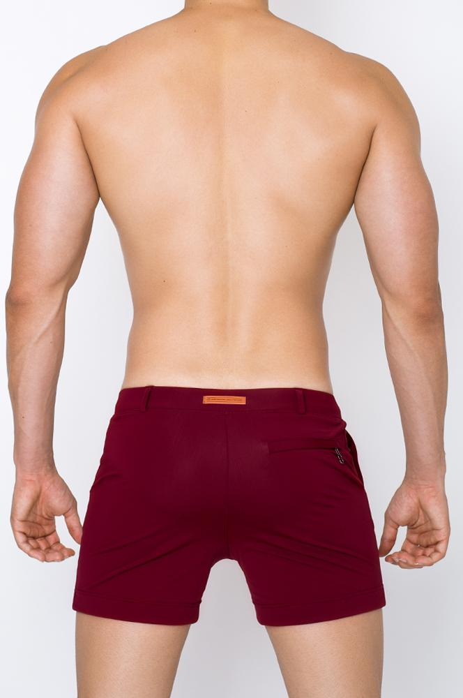 Bondi Beach to Street Short (Cabernet)