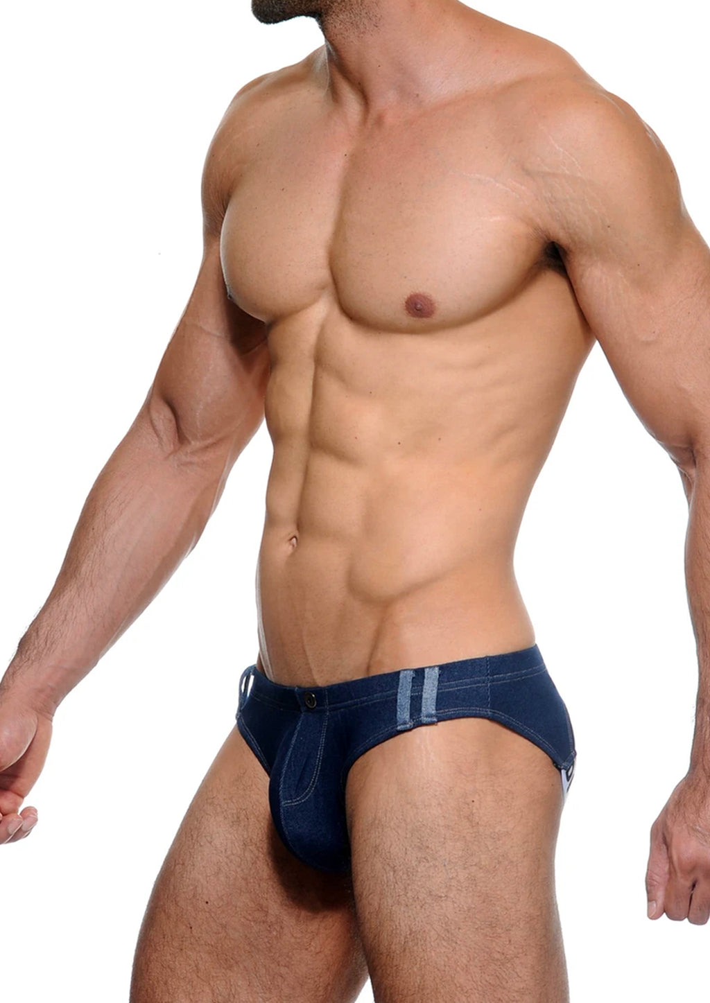 Gramme Jockstrap (Denim Blue)