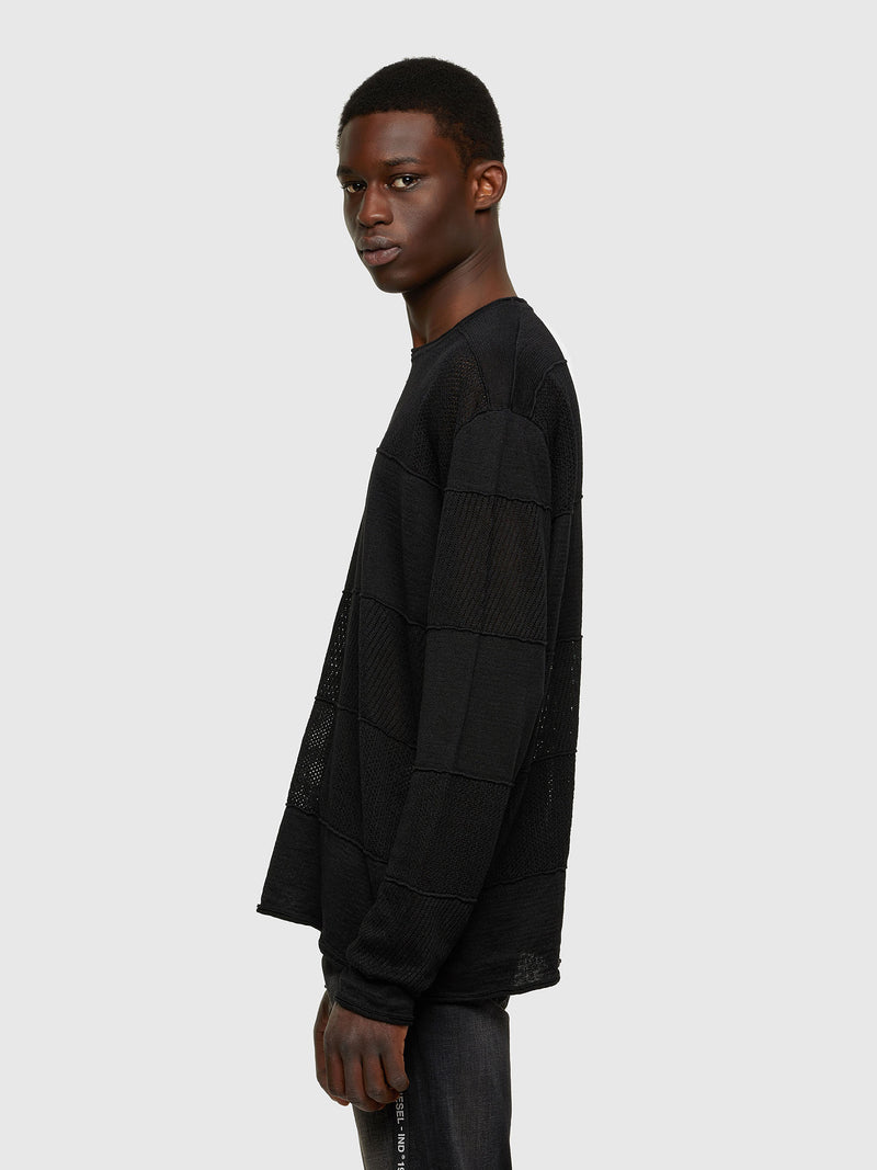 K-MERCURY Linen Sweater