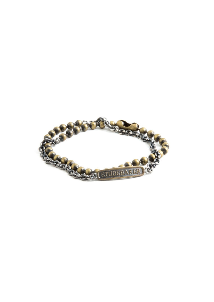 Mixed Chain Bracelet (Sterling Silver)