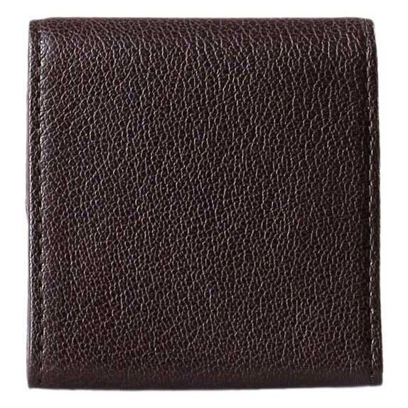 Essential Leather Coin Wallet (Seal Brown)