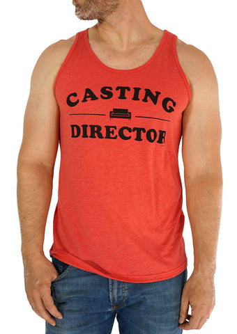 Casting Director Tank (Red)