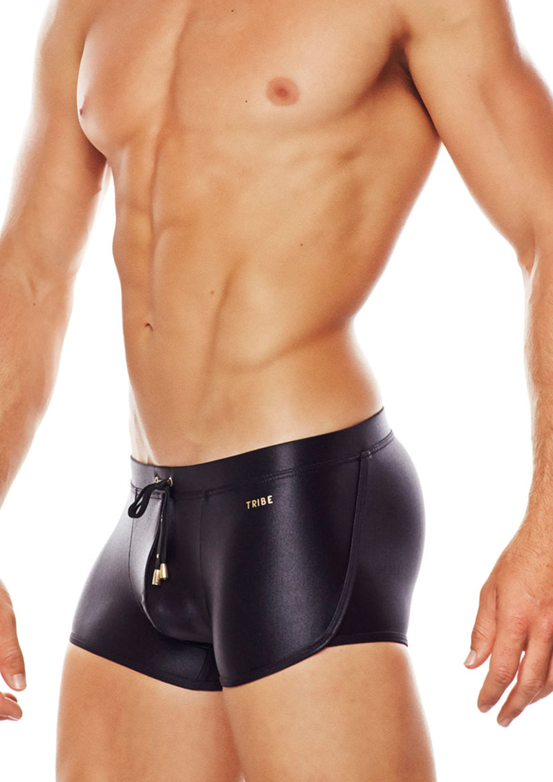 Ibiza Swim Trunk (Black)