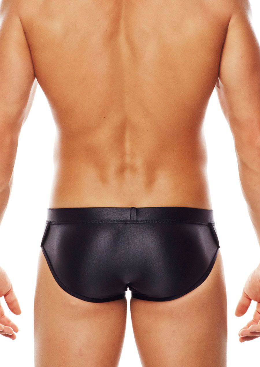 Ibiza LoRise Swim Brief (Black)