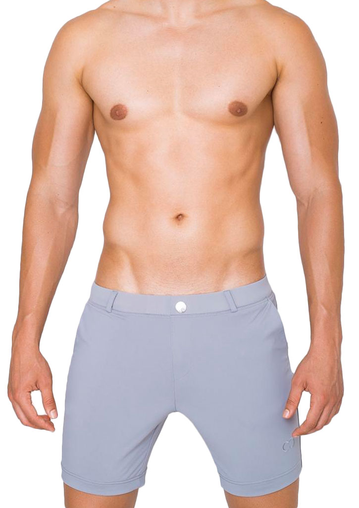 Long Bondi Beach to Street Short (Alloy Grey)