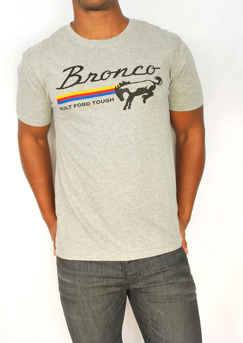 Ford Tough Bronco Tee (Gray)
