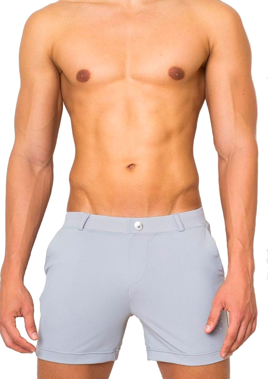 Bondi Beach to Street Short (Alloy Grey)