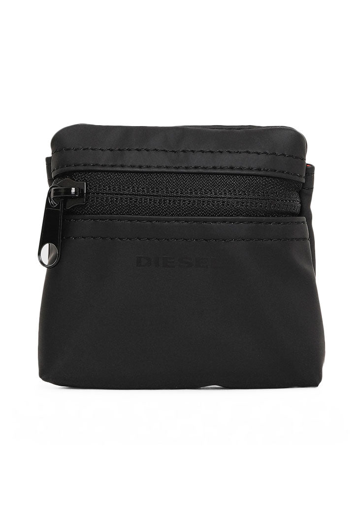 Shoulder Strap Wallet (Black)