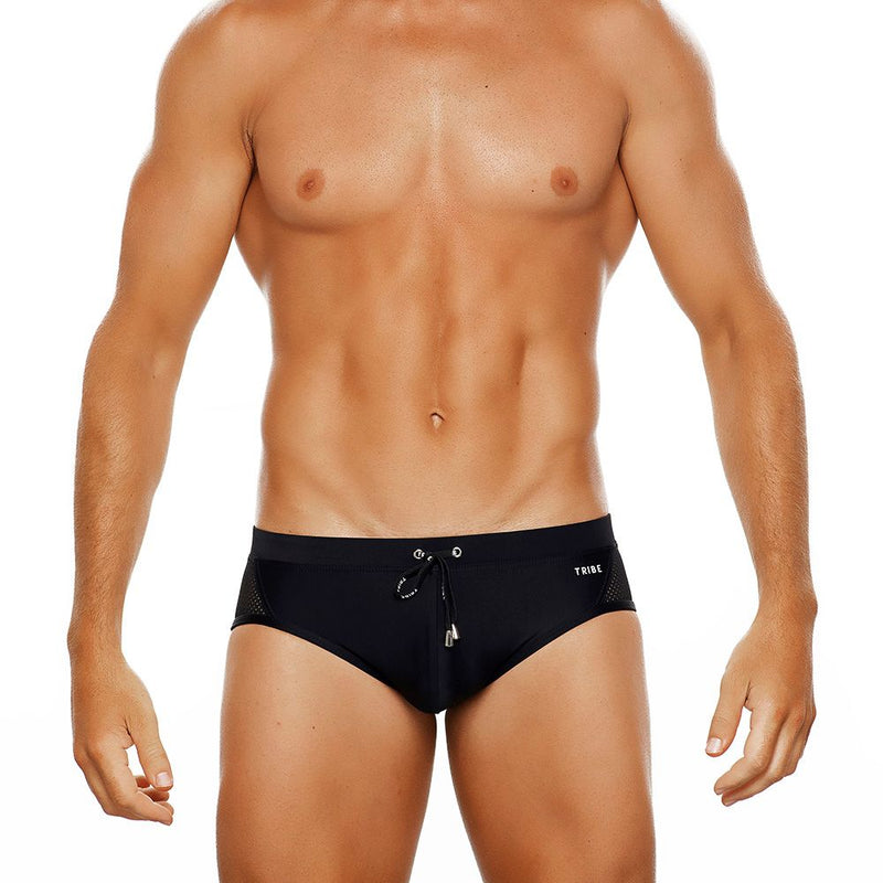 Montenegro LoRise Swim Brief (Black)