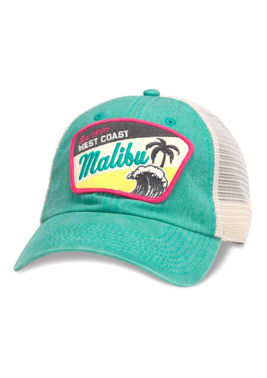 Malibu Patch Cap