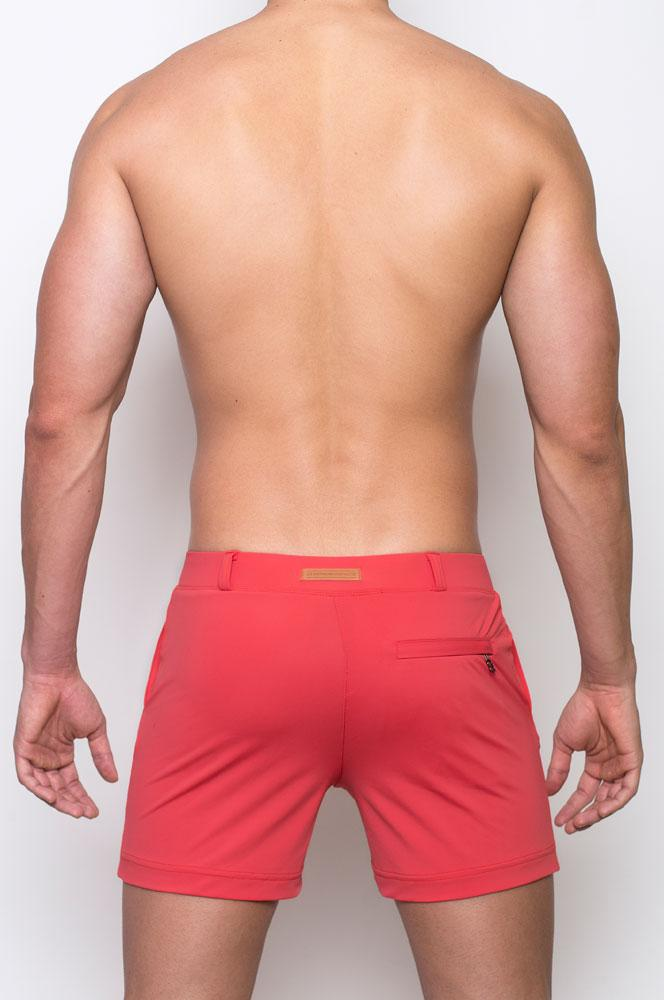 Bondi Beach to Street Short (Coral)